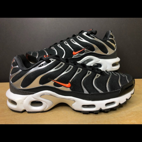 Nike Shoes Air Max Plus Tn Black Orange Cd1533001 Poshmark